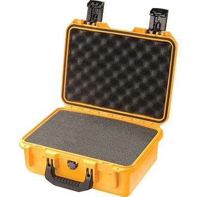 pelican im2100 foam yellow outdoor case