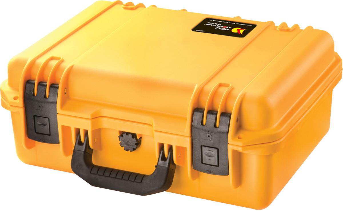 peli im2200 yellow storm usa made case