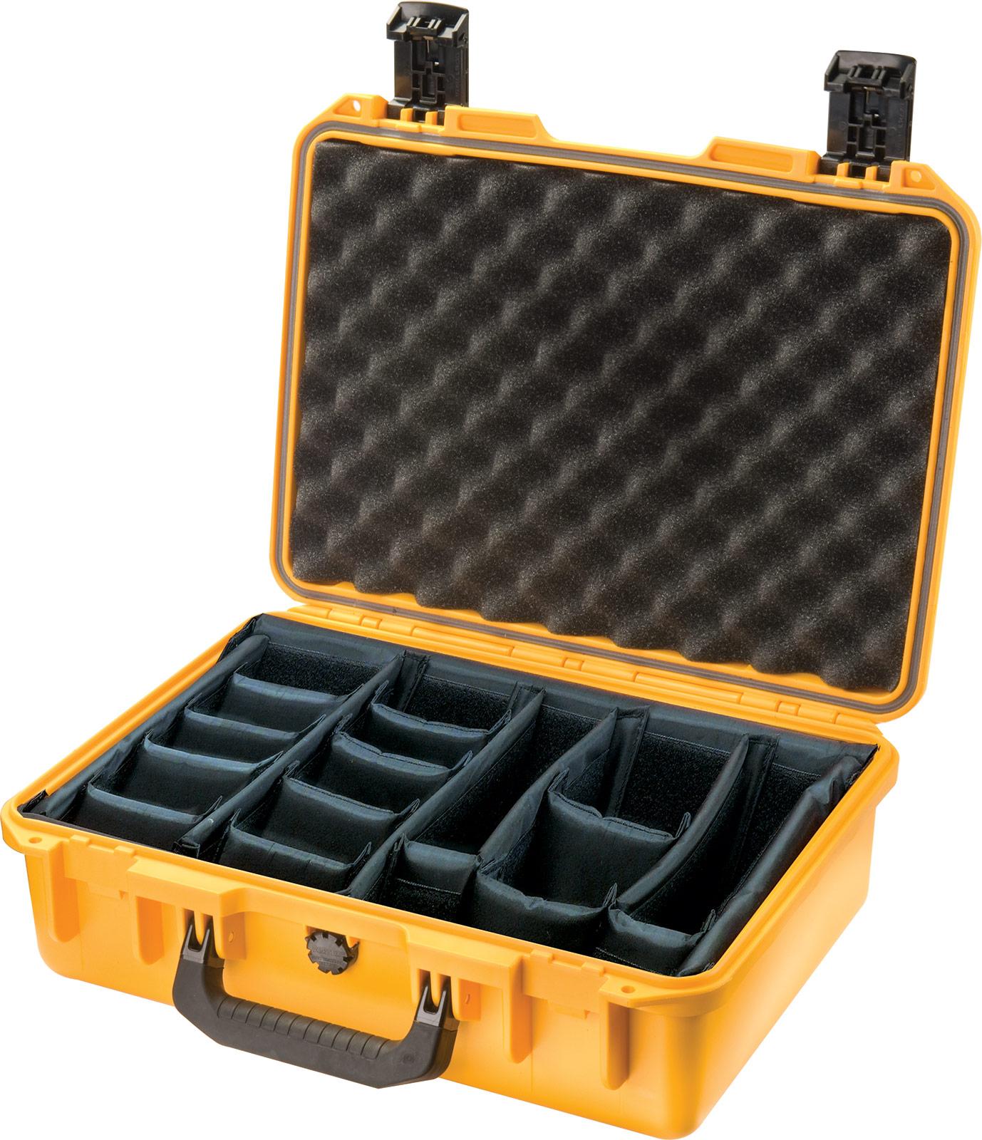 pelican im2300 watertight camera lens case