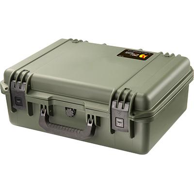 peli im2400 storm green carrying case