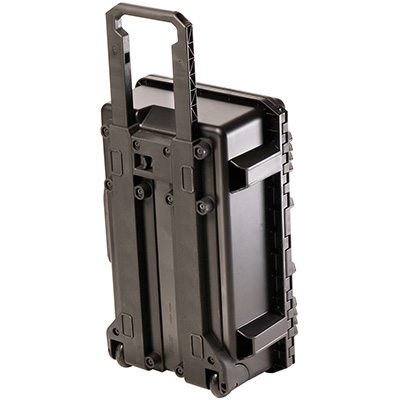 pelican hardigg carry on luggae rolling case