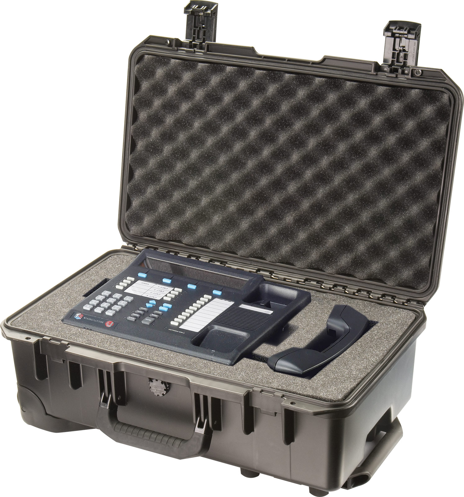 pelican im2500 office phone case black