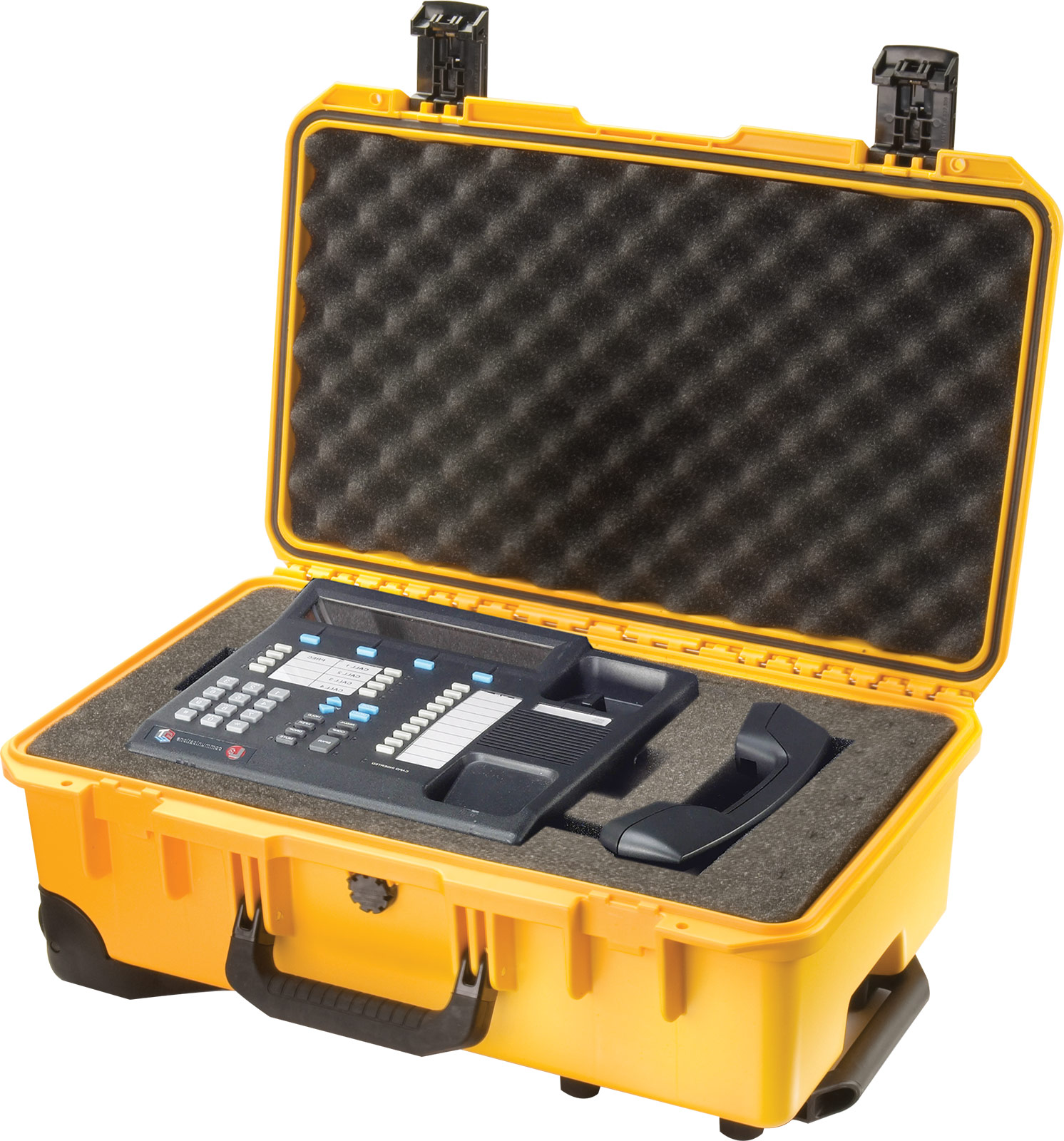 pelican im2500 yellow carry on case