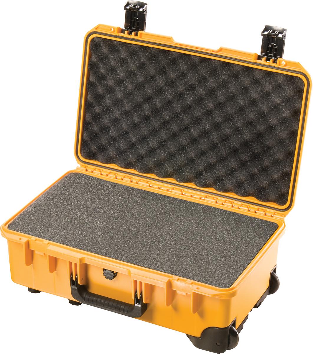 pelican im2500 yellow storm rolling case