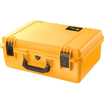 peli hardigg storm yellow im2600 hard case