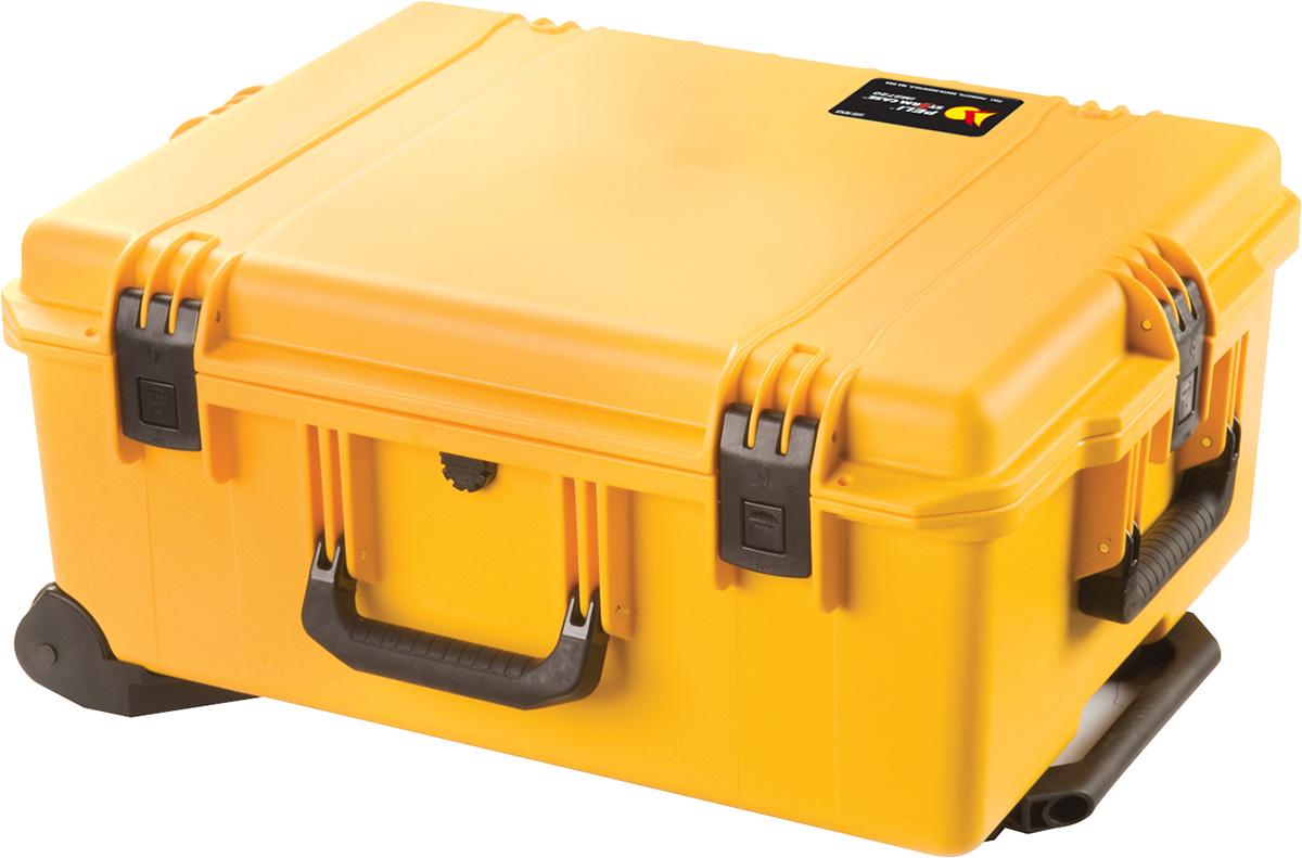 peli storm im2720 yellow wheeled hard case