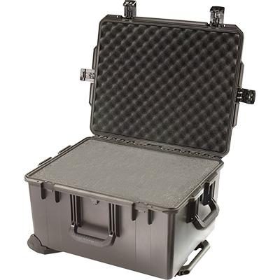 pelican im2750 black foam airtight case