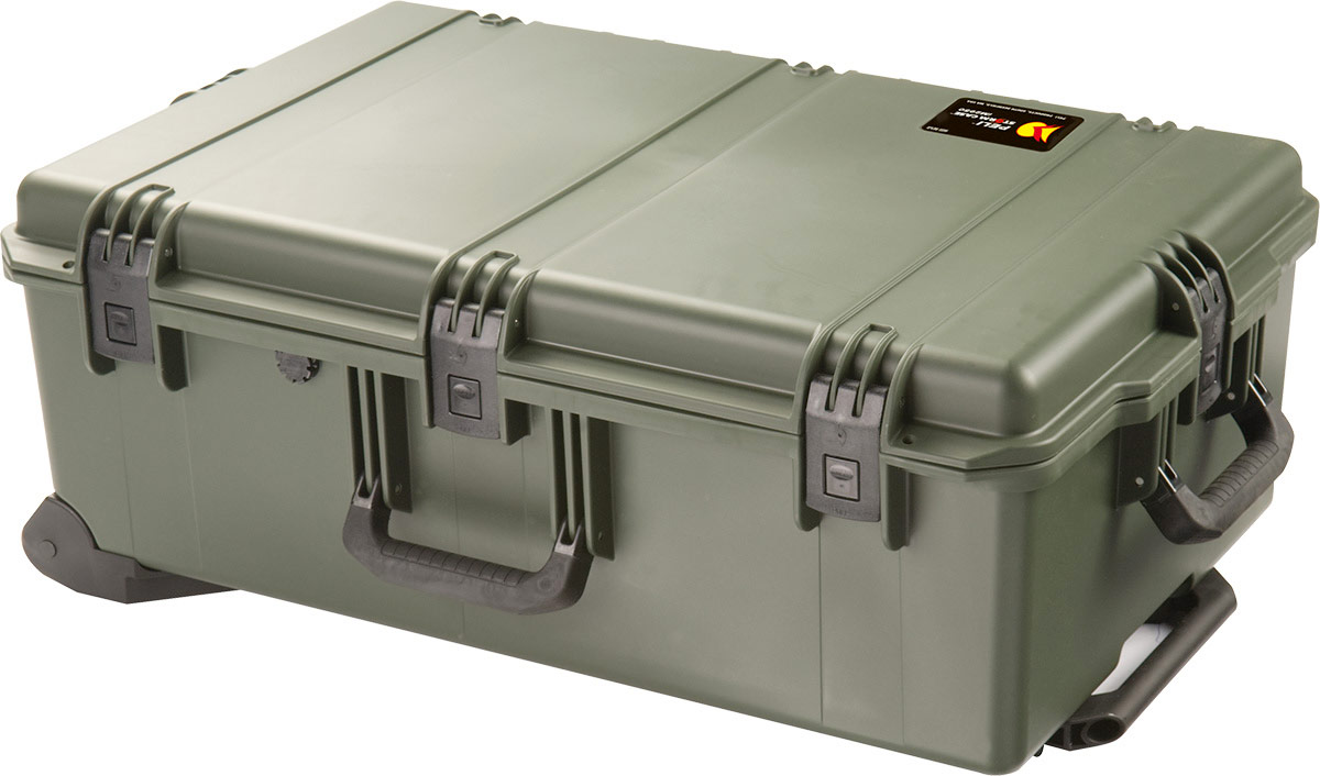 peli im2950 green storm travel case