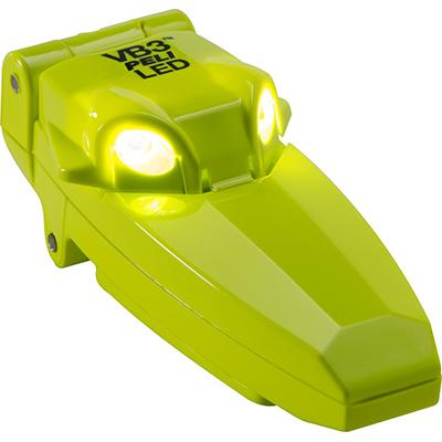 peli 2220z1 2220 light zone 1 approved clip torch