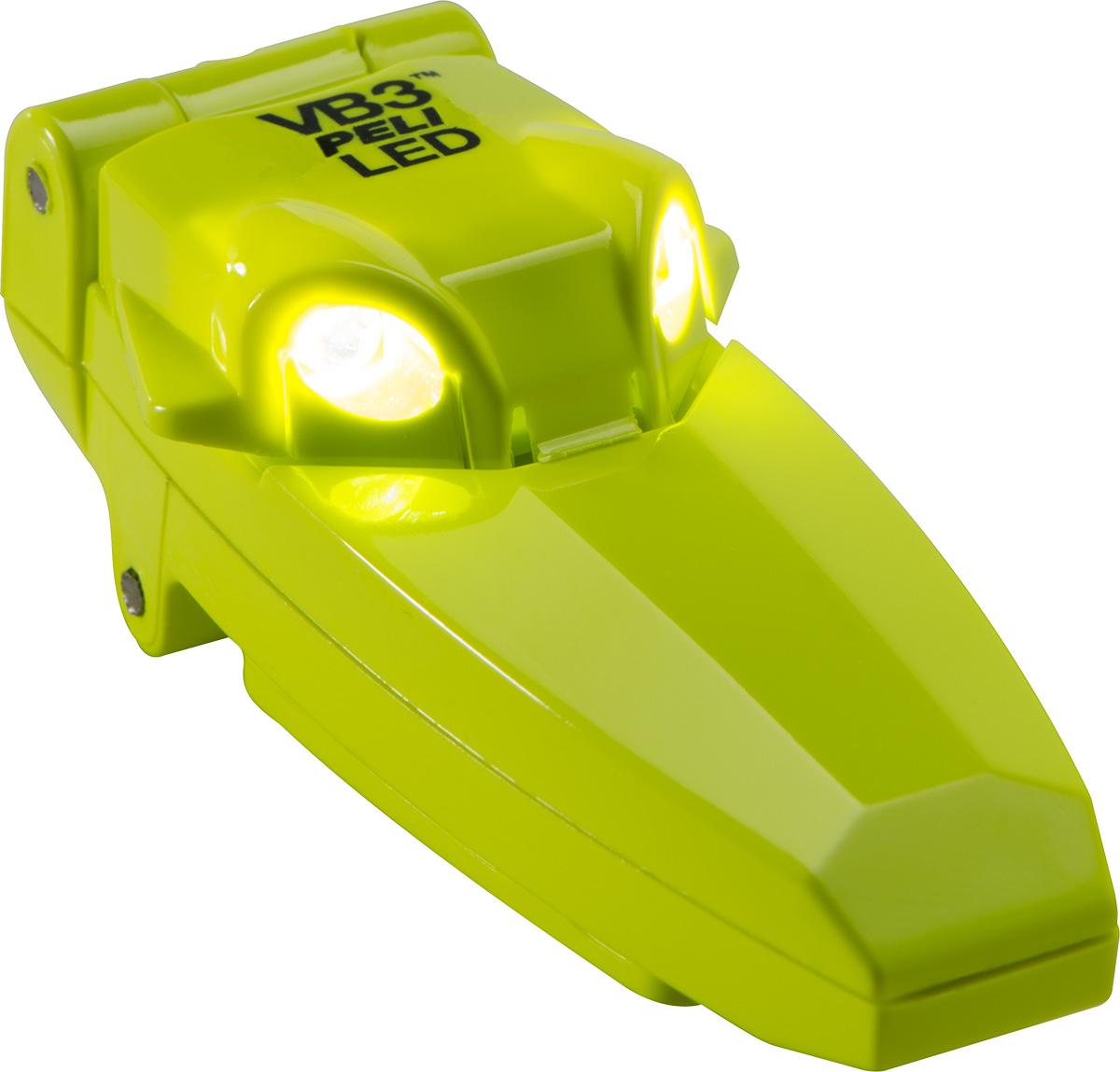peli 2220 light zone 1 approved clip torch