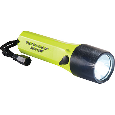 peli products 2460 stealthlite safety torch
