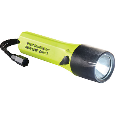 pelican 2460z1 peli rechargable zone 1 approved torch