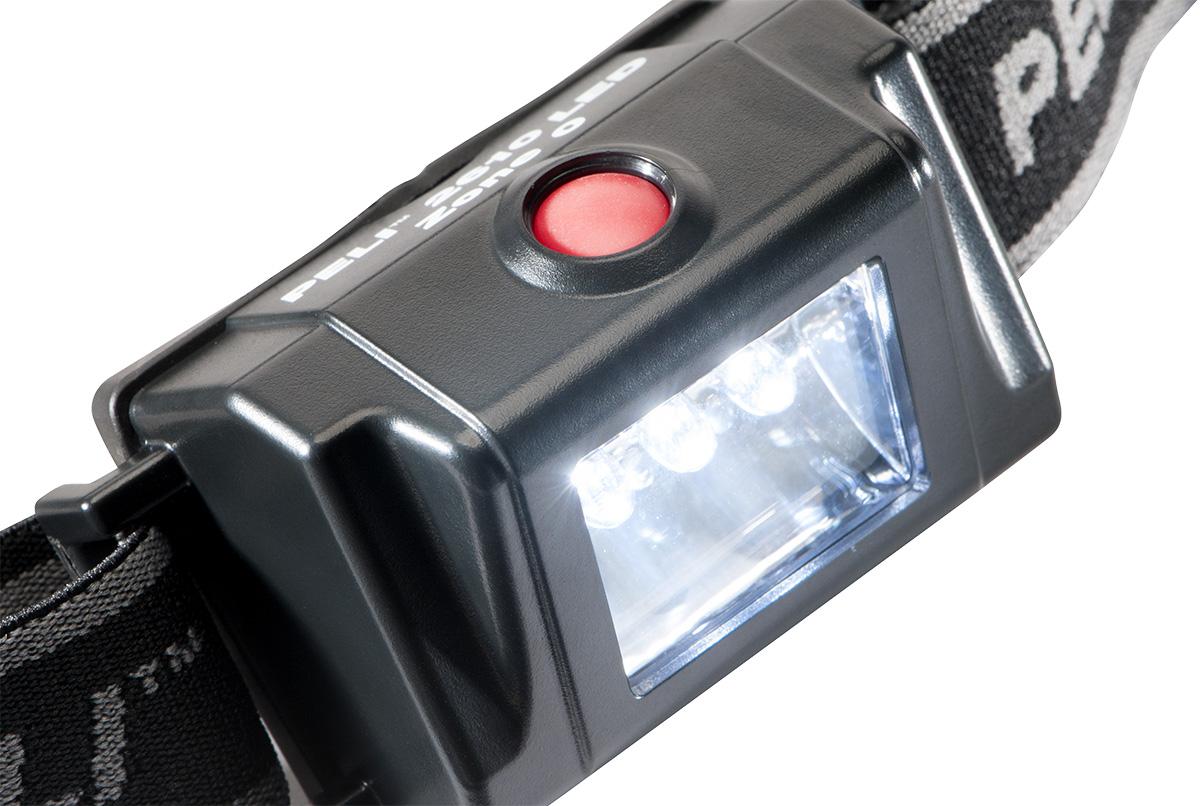 peli high lumens led atex headlamp zone 0