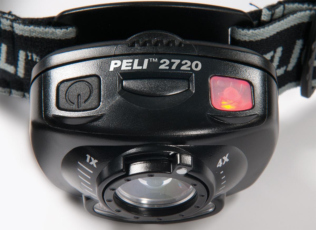 peli high lumens led head lamp torch
