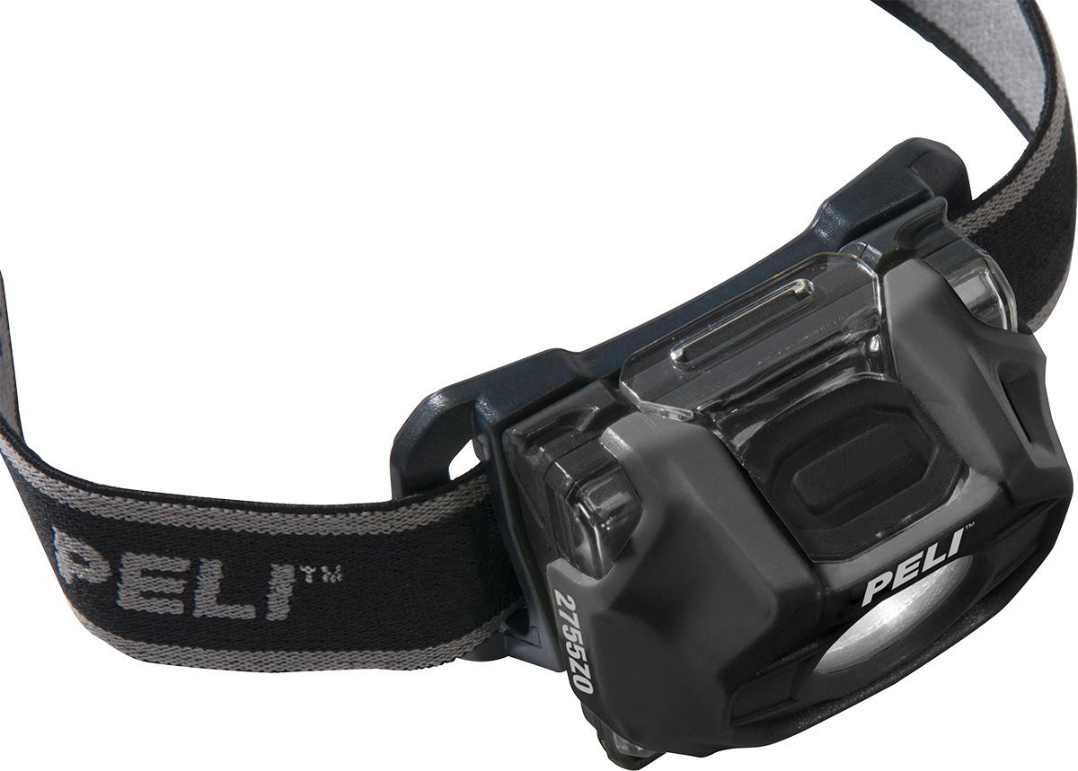 peli 2755 z0 atex zone light led headlamp