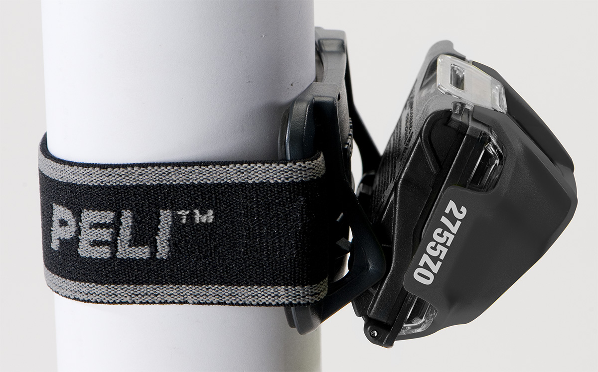 peli adjustable led headlamp torch atex