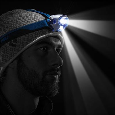 peli super bright led headlamp brightest