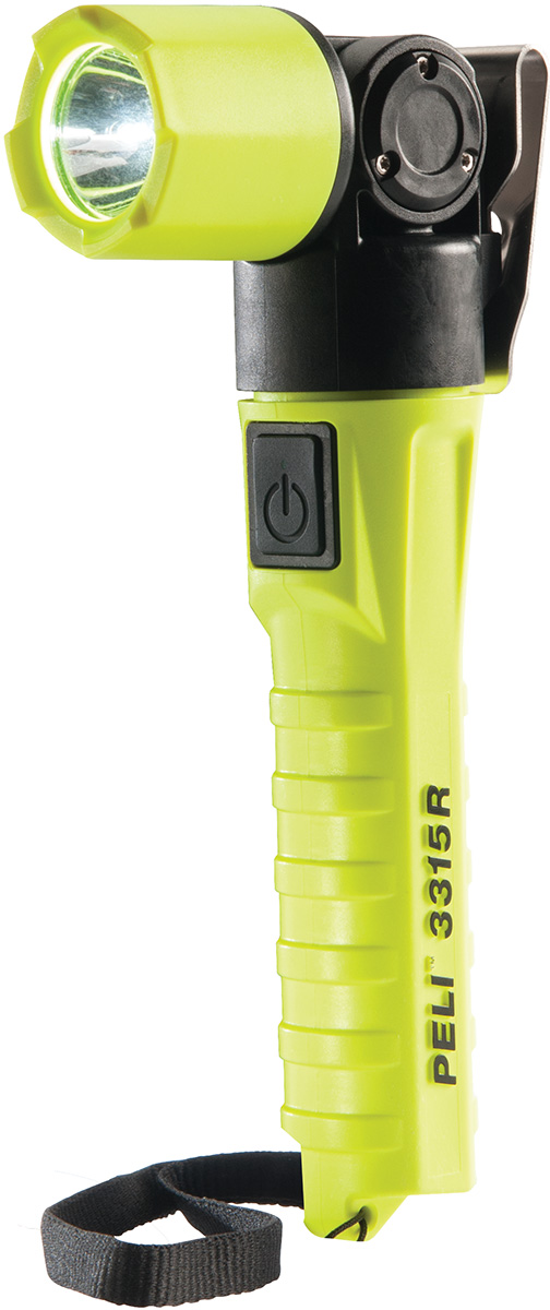 peli led torch safety right angle flashlight
