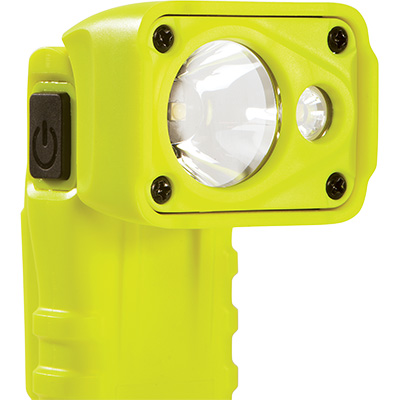 pelican led flashlight safety right anlge light