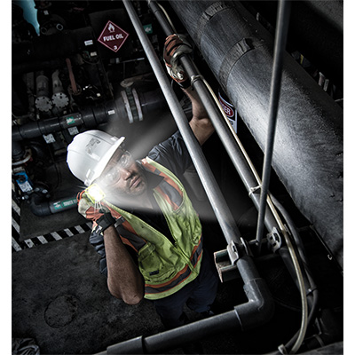 peli industrial atex torch hazardous area