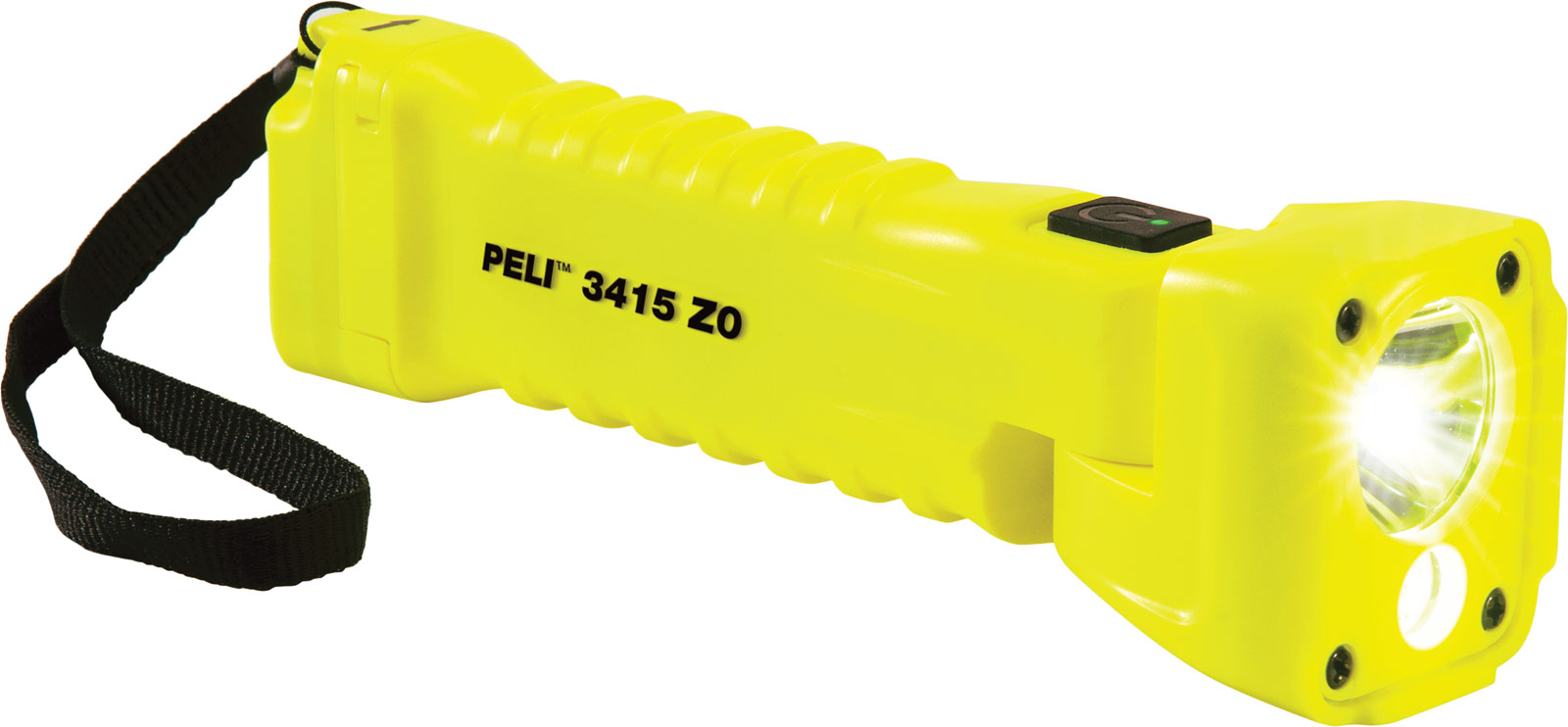 peli 3415z0 zone atex torch safety light