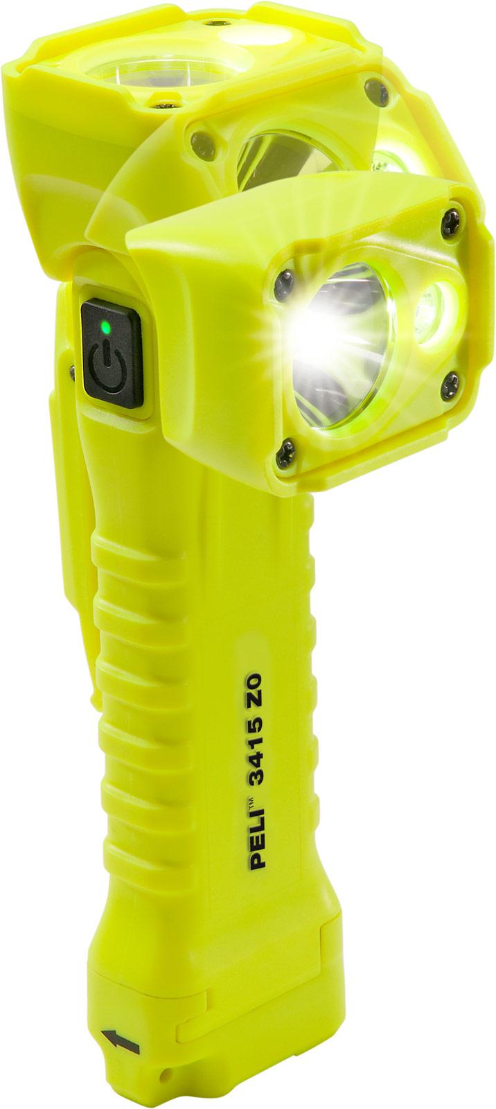 peli atex safety flashlight 3410z0 zone 0