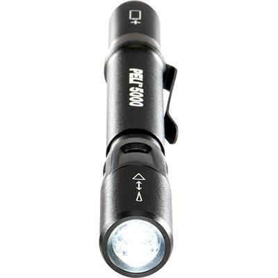 peli 5000 led torch high lumens