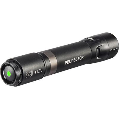 peli 5050r tactical police torch