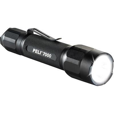 pelican 7000 bright high lumens led tactical flashlight