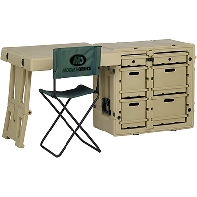 pelican 472 fld desk ta mobile military office desk