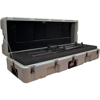 pelican 472 m16 2 usa military dual m16 rifle case