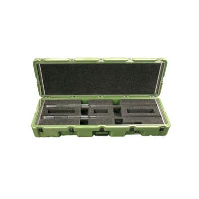 pelican 472 m2 2bbls military m2 gun transport cases