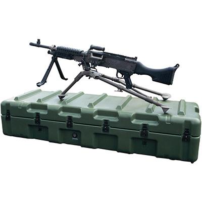 pelican 472 m240b military m240b machine gun case