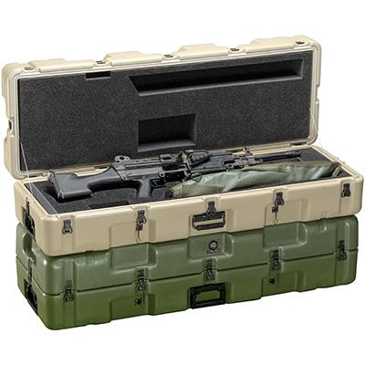 pelican 472 m249 military m249 machine gun case