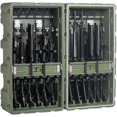 pelican 472 m4 m16 12 usa military m4 m16 large case