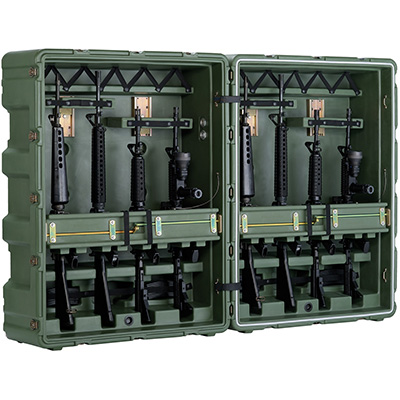 pelican 472 m4 m16 8 usa military m16 transport box