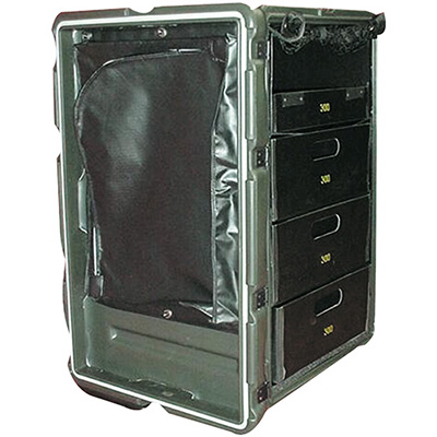 pelican 472 med 3 drawer military medical cabinet usa