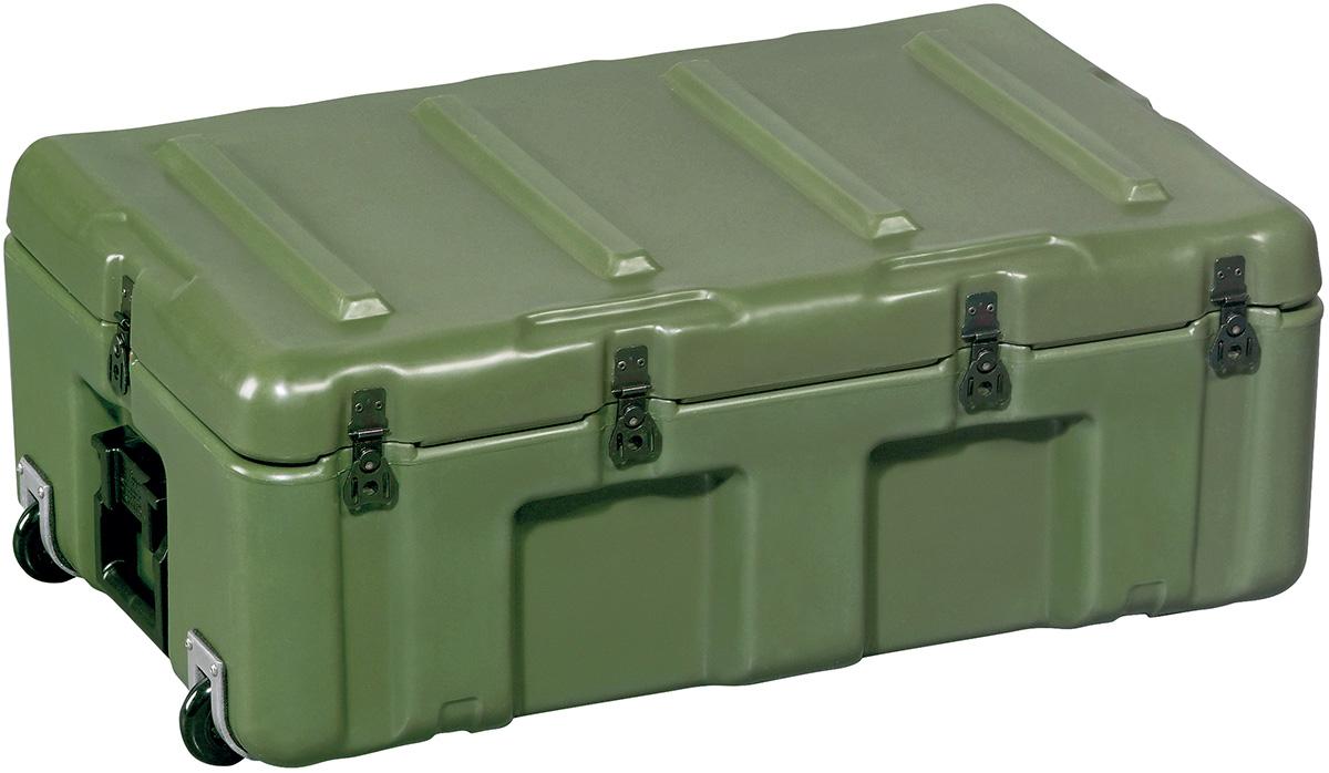 pelican usa military medical supply box