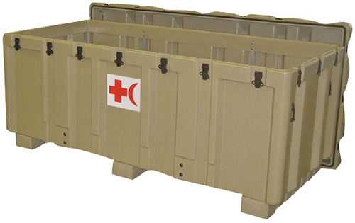 pelican mobile military ambulance case