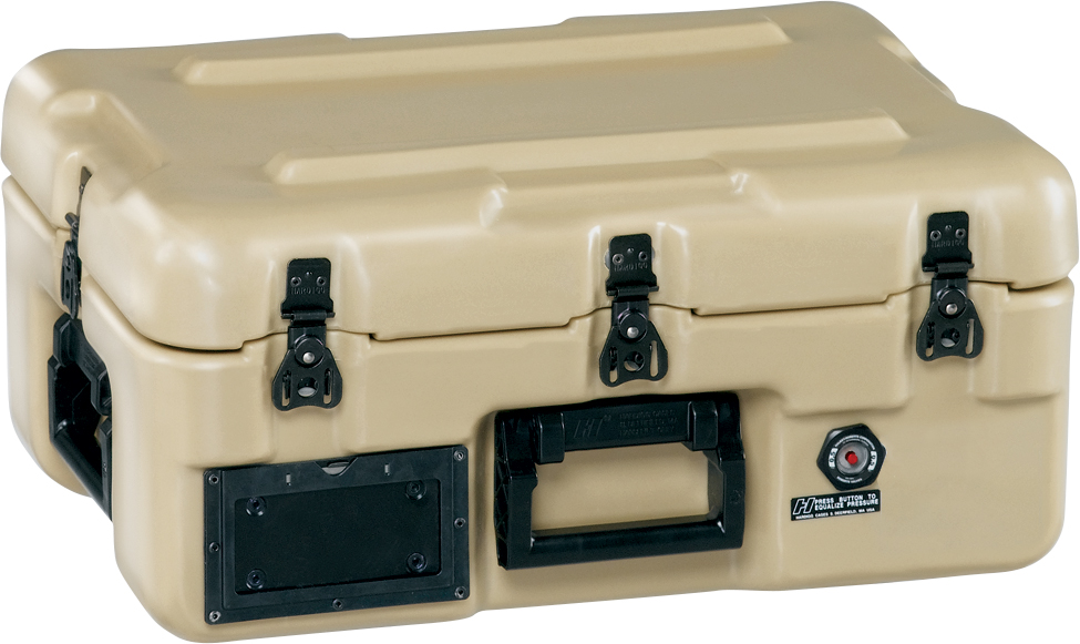 pelican mobile military medical chest box