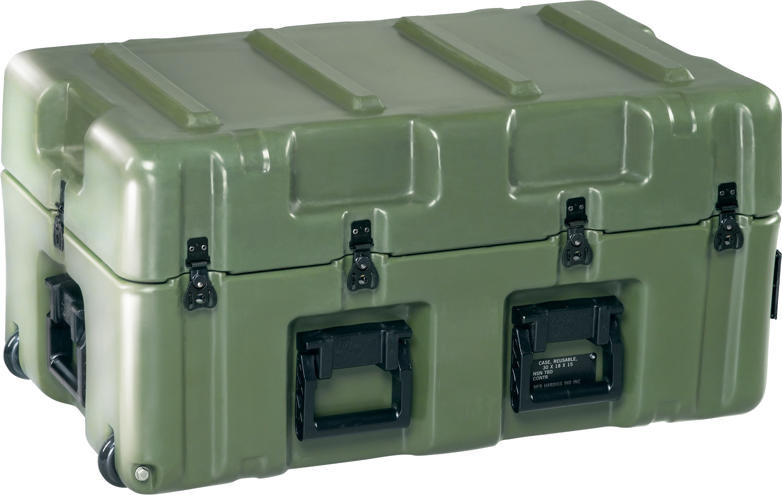 pelican mobile medical army medical chest
