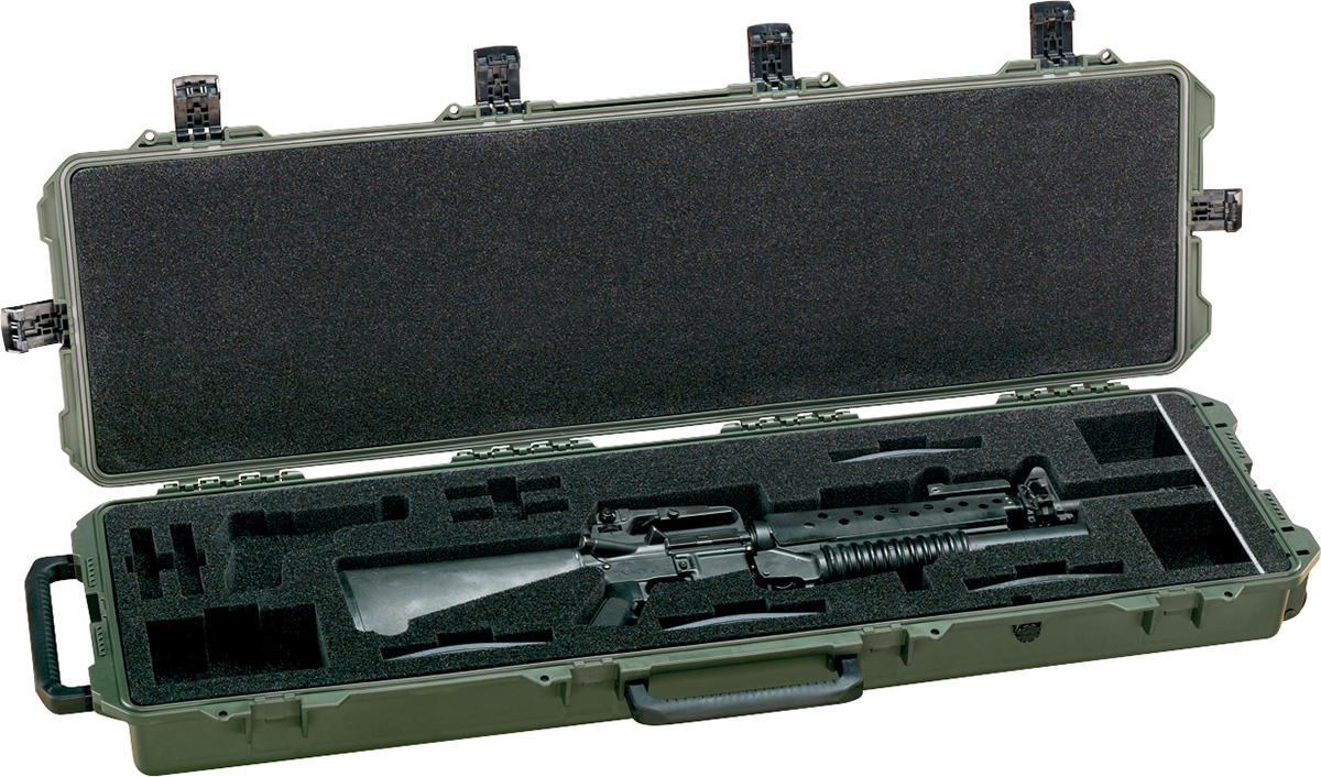pelican usa made military m16 hardcase
