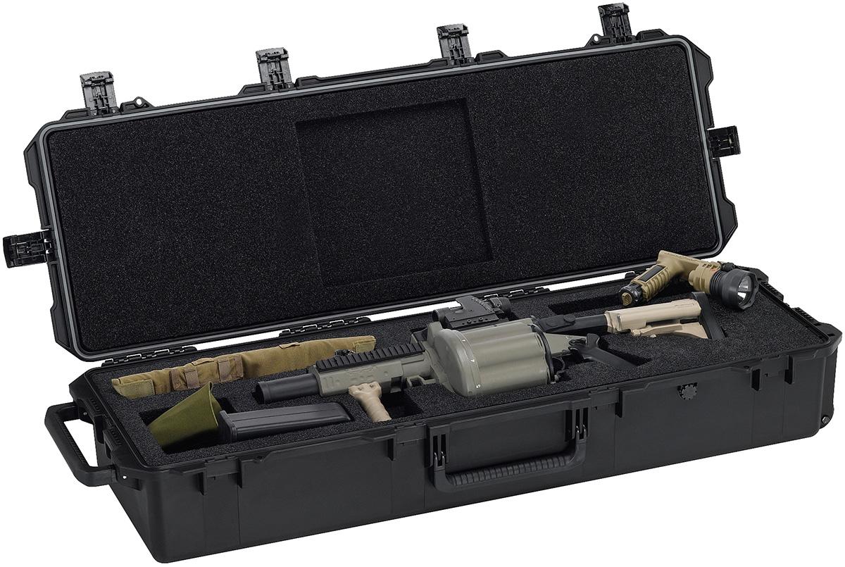 pelican military M32 grenade launcher case