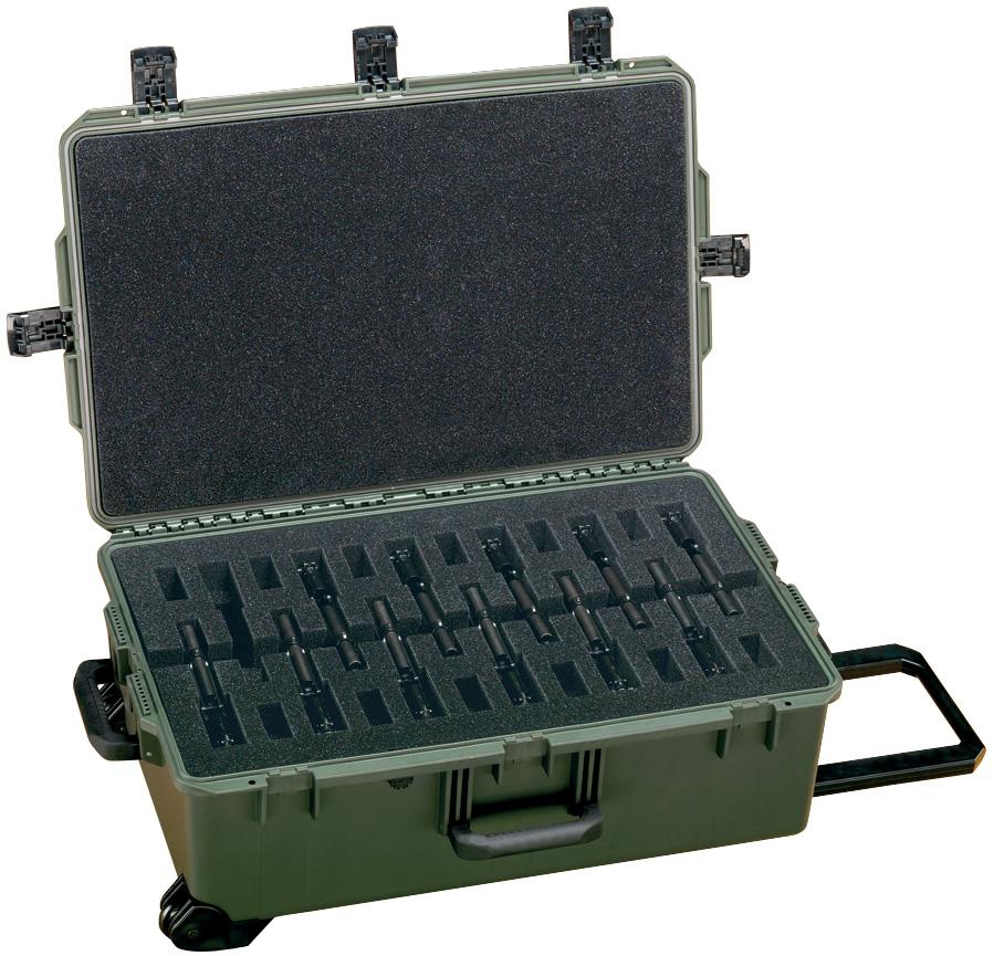 pelican military large m9 pistol transport case