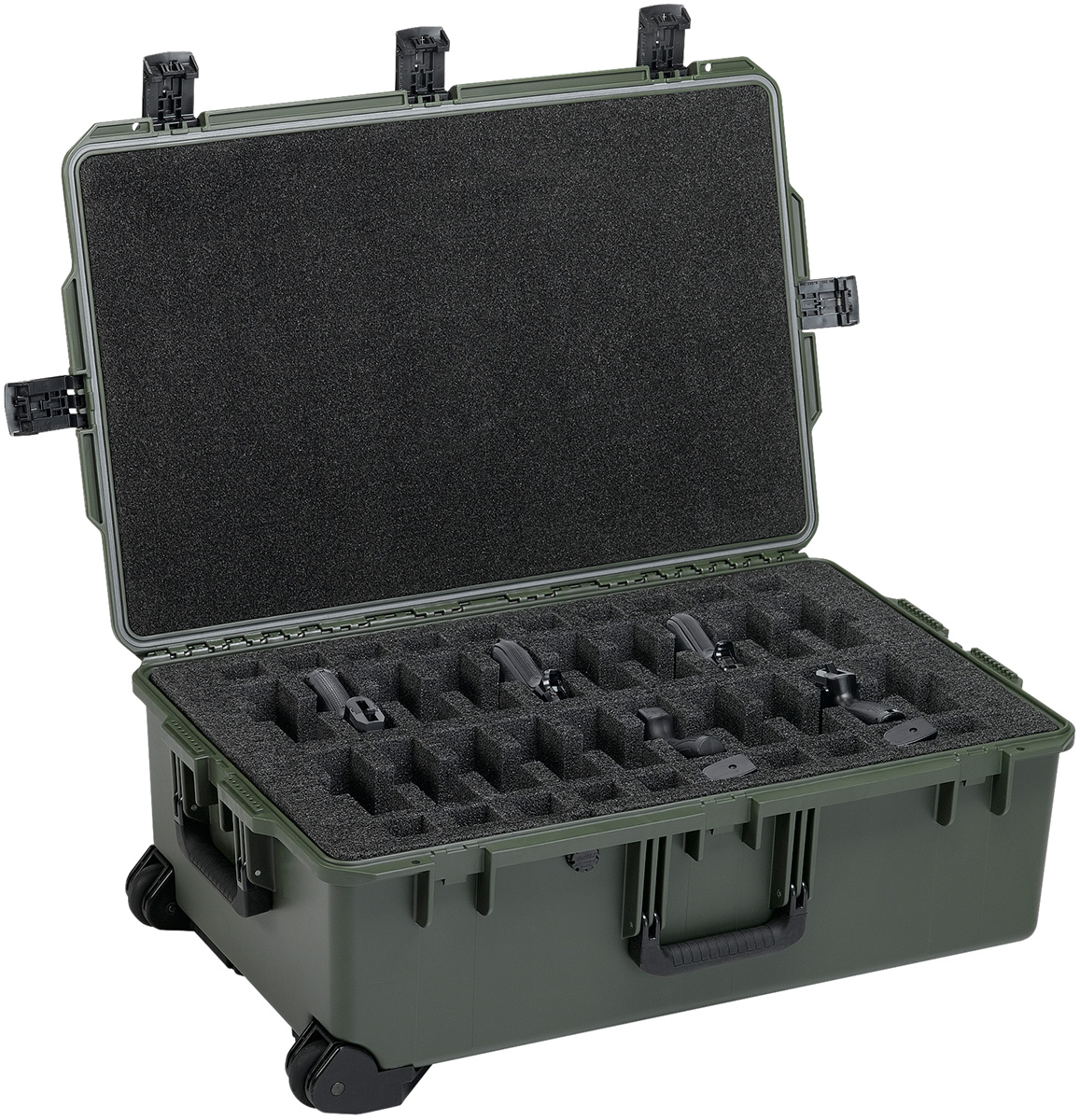 pelican military beretta m9 transport case