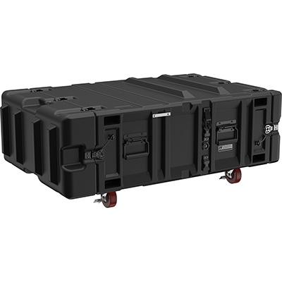 pelican v series rack shock mount case