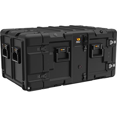 peli double end rack mount cases