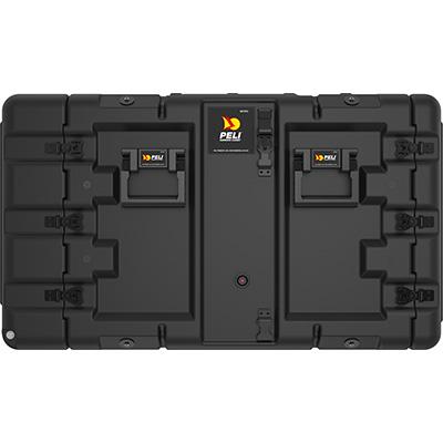 peli 9u rack mount server travel case