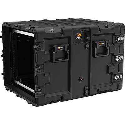 peli super v series 9u rack mount case