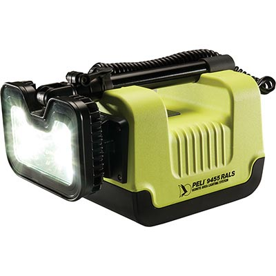 buy remote area light pelican 9455 shop safety certified rals light